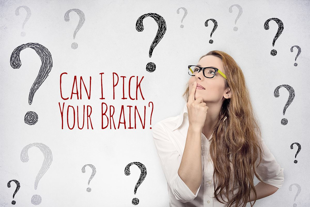 I Don't Know What I Want. Can I Pick Your Brain