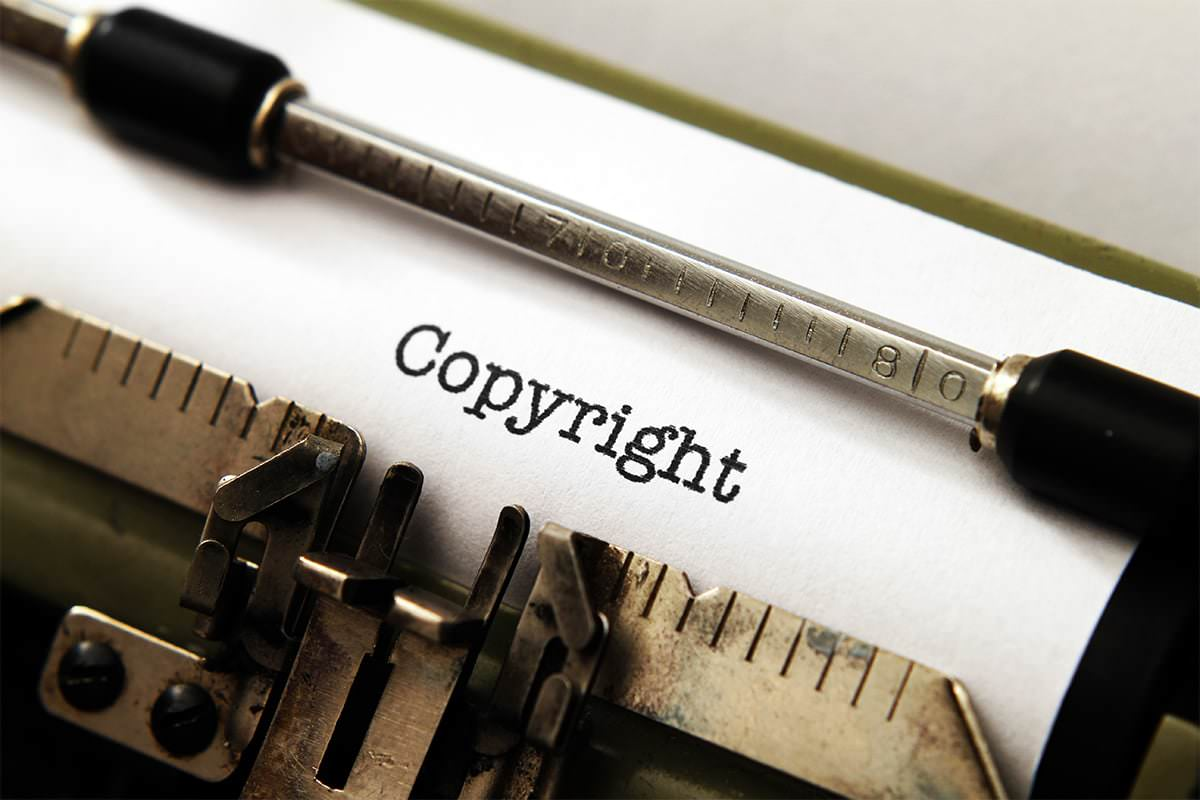 How to handle copyright infringement